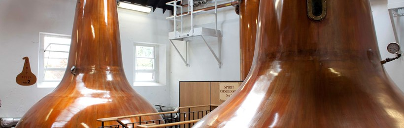 Scotch Whisky Stills